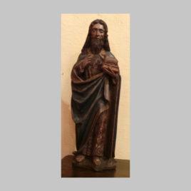 Hl. Jesus mit Lamm