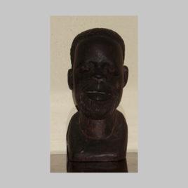 Afrikanischer Kopf