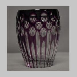 Gläserne Vase