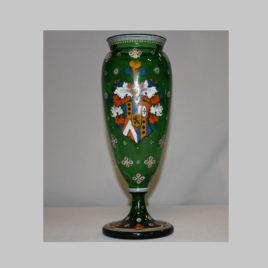 Pokal mit Wappen