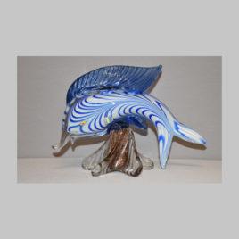 Gläserner Delphin