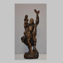Hl. Christopherus mit Christuskind