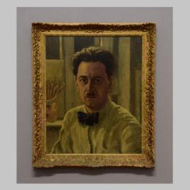 Egon Stoitzner, Porträt, 1941