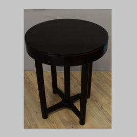 Runder Tisch, Firma J&J Kohn, Entwurf um 1916