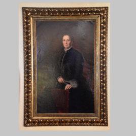 Unbekannte/r Künstler/in, Damenporträt, 2. H. 19. Jhd.