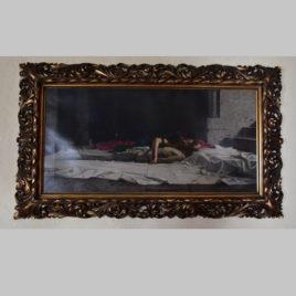 Salis, Noli me tangere, 1898