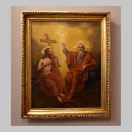 Unbekannte/r Künstler/in, Heilige Dreifaltigkeit, 2.H.19.Jhd.