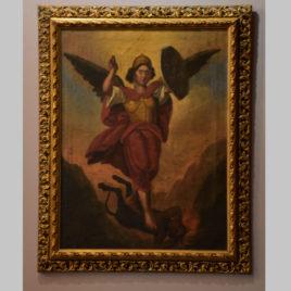 Unbekannte/r Künstler/in, Heiliger Michael, 2. H. 19. Jhd.