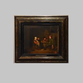 Fer. De Braekeleen, In der Bauernstube, 1836